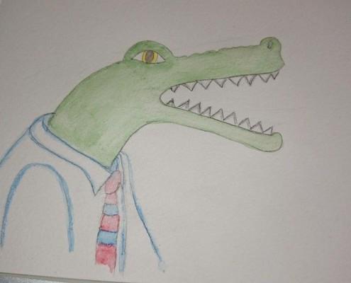 refo_krokodil av Kerstin Kallin